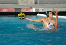 Likes ducks to water- Newcastle Water Polo victory