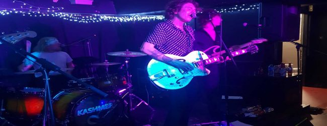 Gig Review: KASHMERE – Head of Steam, 9th November
