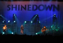 Gig Review: Shinedown – O2 Academy, 29 October 2018