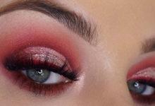 Fun and festive makeup