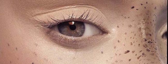 Are you a fan of the freckle fad?