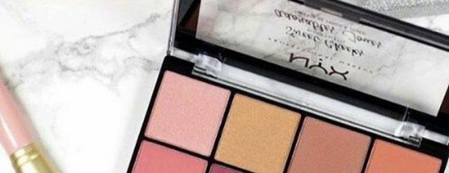 You're making me blush: Makeup favourites
