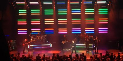 Gig Review: Rick Astley – The Sage, 29th October 2018