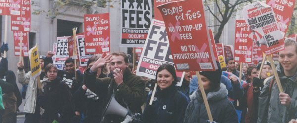 May proposes to reduce tuition fees by a third