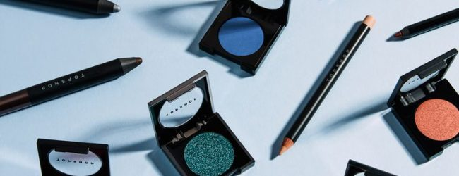 Transforming Topshop's beauty line