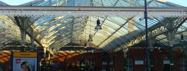 'Tis the sea-sun… to seek out Tynemouth's market