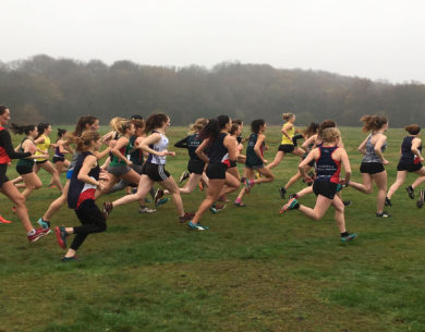 NUAXC running home for Christmas
