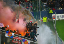When football falls apart